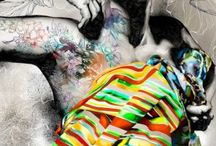 ILLustrations / by Juergen Dsouza