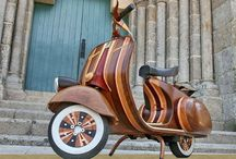 wheels: the vespa and only the vespa / vespa, italy  / by Livia Carboni