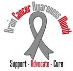 Brain Cancer Awareness / by Renee Martel-Segura