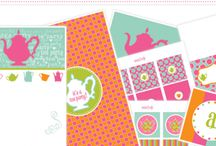 Printables / by Heather Tucker {For The Love of Shorties}