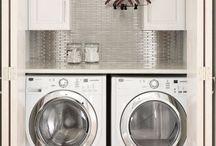 Laundry Room Ideas / by Katherine Fitz