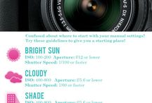 Photography Tips & Gear / Shooting stunning Photos / by Claudia Mcgee
