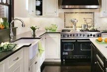 Kitchen Designs and Ideas  / by Whitney Rogers