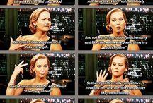 Jennifer Lawrence / by Yolanda Narvaez