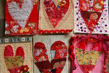 Hearts and Valentines / by Deborah Brignac