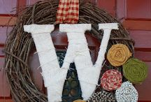 Wreaths / by Emily John
