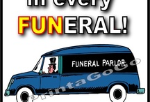 Funeral Humour / by Michael Minogue