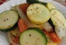 Veggie recipes / by Charlene Boucher