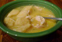 Chicken Recipes / by Bobbie Rutherford-Bennett