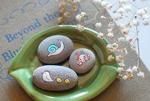 Pebble Art / by Lisa Rogers