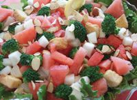 salads / by Brenda Dubois