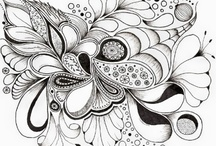 # Zentangles / by Denise Grant