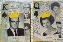 Art ~ ATCs, Cards / by Laure Janus