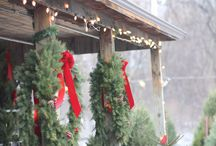 Christmas Decorations: Outdoor / by Jessi James