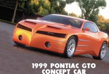 GTO LEMANS TEMPEST MUSCLE / Pontiac GTO muscle cars, LeMans & Tempest / by Eddie Compton