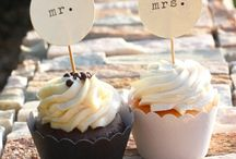 Cupcakes for our wedding / by Martha Gannon