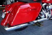 Harley Davidson / by Dennis Kirk