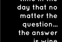 Wine quotes / by C B