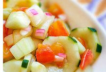 Salads / by Lynda Hart