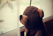 Teddy bear / by Tiziana Calafato