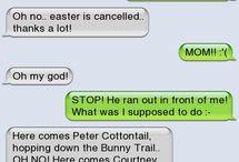 Funnies! / by Hannah Plunkett