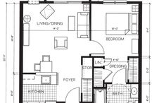 Floor Plans / by Tammy Anderson