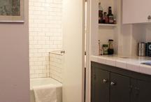 Home - bathroom / by Kathryn C