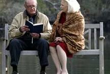 Old couples make me smile :) / by Brenda Refsland