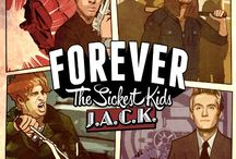 forever the sickest kids ^-^ / by Abby Insanity