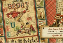 Good ol' Sport / by Graphic 45®