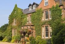 English manor house wedding / by Sean Cross