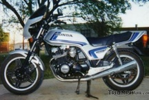 Classic Motorcycles / Classic bikes that I've owned and loved. / by Mark Salke