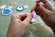 Lembrancinhas para bebês em crochê / by Maria do Carmo