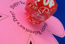 School -Valentines / by Reanna Stockman