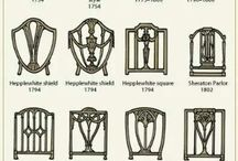history of furniture / by irem coknaz