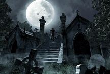Graveyards / by Leslie Gooch