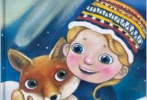 Books for Kids / Petra and the Northern Lights.  Explore Samiland and their culture. / by Petras Planet