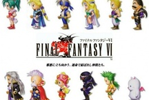 Final Fantasy Blog / by Haute Gamer