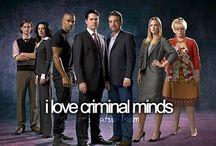 Criminal Minds / by Faith-Ann Johnson