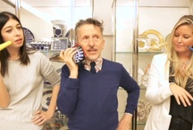 Locked in Barneys! / What happens when your favorite designers, bloggers, and fashion favorites get locked in Barneys with Simon Doonan? Hilarity--and serious style sprees... / by Barneys New York