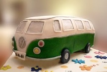 Cakes kids - 3D cake / by Laureen