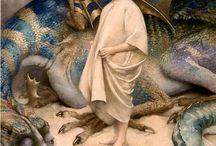 Tarot 4 - o Imperador - the emperor  / by Gabriela Simionato Klein