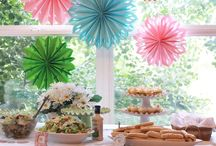 Party Time Themes & Ideas / by Hope Brito