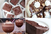 Chocolate Recipes / by Crysta Kern