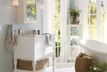 Bathrooms / Calgary Alberta bathroom ideas and inspiration for renovations. / by Cedarglen Realty Services Inc.