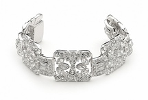 Bridal Bangles & Bracelets / by Fletcher & Grace Bridal Accessories