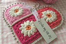 crochet / by Rebecca VanCuyk