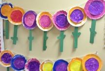 kid crafts/teacher  / by Kathleen Cranmer