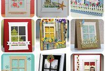 Cards Die Cuts / by Vania May