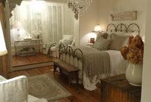 Bedroom ideas / by Priya Garehgrat